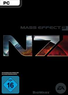 [Download]  Mass Effect 3 N7 Digital Deluxe Edition für 1,97€ @ Amazon.de