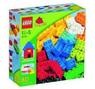 LEGO Duplo 6176 Grundbausteine für 14,98 EUR inkl. Versandkosten