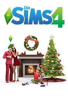 Sims 4 Fröhliche Feiertage-Pack @ Origin