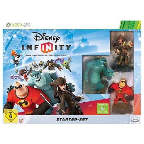 Disney Infinity Starter Sets im Disney Store Reduziert