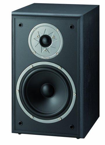 @Amazon.it: Magnat Monitor Supreme 200 (Paar) 2 Wege Bassreflex Regallautsprecher schwarz für 71,74€