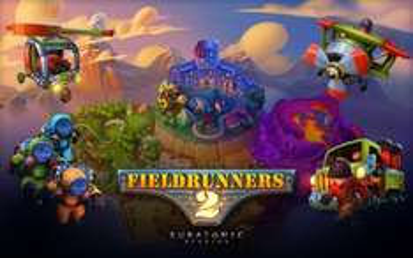 [IOS Appstore] Fieldrunners 2 - Towerdefense (IPhone 0,89€ / IPad 2,69)