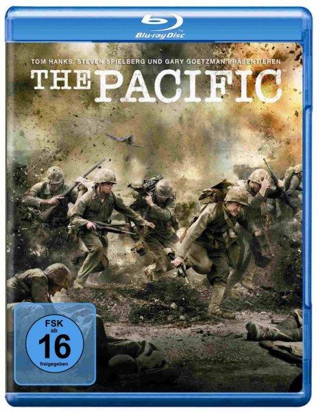 The Pacific [Blu-ray] (6 Discs) für 14,97 € > [amazon.de] > Prime > 10 % Qipu