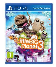 Little Big Planet 3 - [PlayStation 4] für 35,39 Euro @Amazon.co.uk