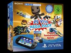 PS Vita Bundles 99,00 € bei Media Markt