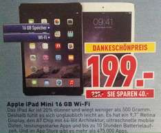 Lokal - Apple iPad mini 16 GB WiFi - Dodenhof Posthausen