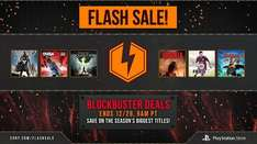 [Flash-Sale im US PSN] z.B. Dragon Age: Inquisition (PS4) für 31,86 EUR, Lara Croft: The Temple of Osiris (PS4) 10,94 EUR, The Evil Within (PS4) für 24,51 EUR, FIFA 15 (PS4) für 29,40 EUR uvm.