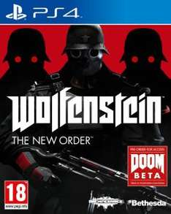 [zavvi.de] Wolfenstein: The New Order (PS4 und XBox One) für 27,95€ bzw. 25,16€