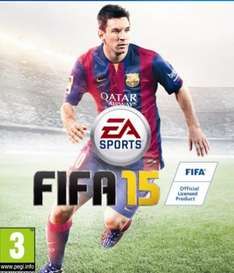 [PS3] FIFA 15 - Deluxe Edition
