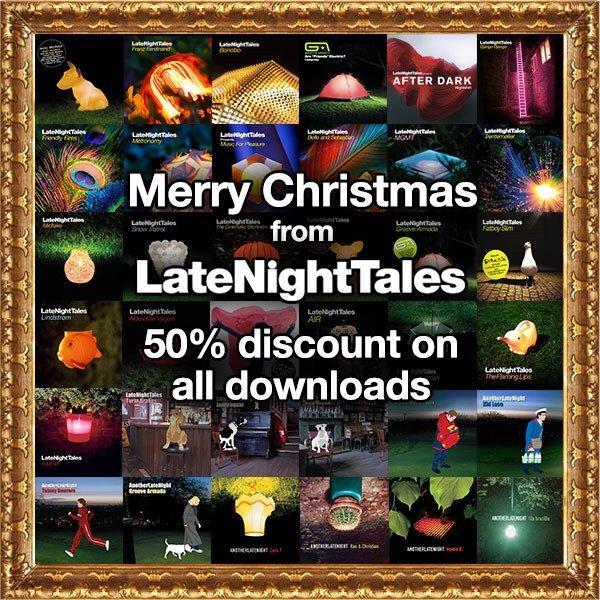 (MP3 / WAV) Late Night Tales Compilations - 50% Rabatt