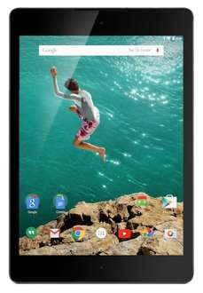 Google Nexus 9 (2014) - 16GB, WLAN, 2,3Ghz Dual Core, 8 MP Kamera, Android 5.0 (Amazon.fr)  336,- € inkl. Versand / Idealo ab 389,- €