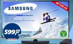 "[Real] Sam­sung UE58H5270 - 58"" Full-HD LED Fern­se­her für 599€  ab dem 29.12.14"