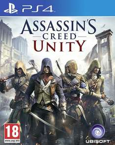 Assassins Creed Unity - Special Edition  PS4 Pegi 18 inkl. Versand aus England