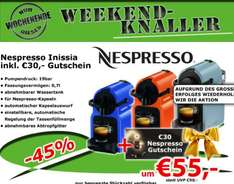 Nespresso Inissia - 0815.at