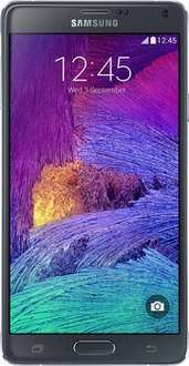 Samsung Galaxy Note 4 SM-N910F 32GB LTE 4G Charcoal Black (Ebay)
