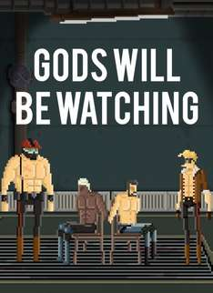 [Steam] Gods Will Be Watching 2,24€ @ Steam (Bestpreis!)