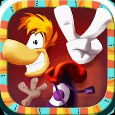 Rayman Fiesta Run [Amazon-App-Shop / Android]  kostenlos