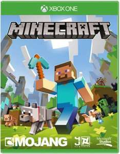 Minecraft Xbox One @ rakuten.co.uk 9,98£