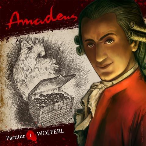 Folge 1-3 des Hörspiels AMADEUS zum Download