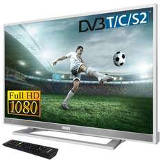 "Grundig 40"" Full-HD LED TV 40VLE5425WG in weiß (200 Hz DVB-T/C/S2 Triple Tuner CI+ (Ebay.de) (40 VLE 5425 WG)"