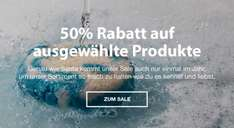 (Lush.de) (On- % Offline) 50% Sale