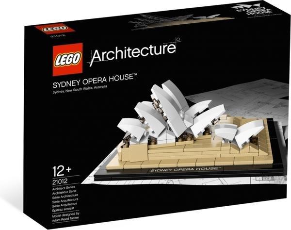 Bei Bol.de/Buch.de/Thalia.de gibt es  das Lego 21012 - Sydney Opera House für 29,99