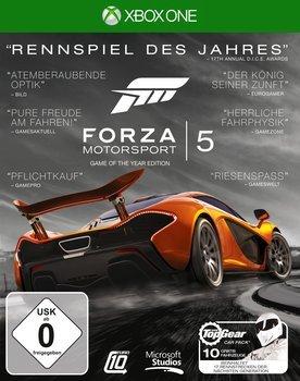 Forza 5 Xbox One GOTY 22,49€ bei ebay