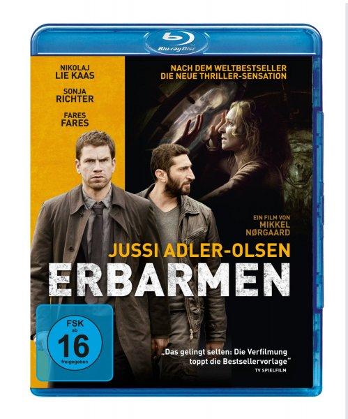 Alphamovies - Erbarmen (Blu-Ray) für 7,99€ + 2,99€ VSK