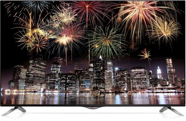 Amazon Blitzangebot  LG 55UB820V 4K UHD Fernseher für 799