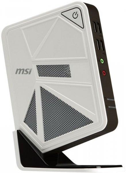 MSI Wind Box DC111 (Celeron 1037U, 4GB RAM, 500GB HDD, WLAN, Windows 8.1) - 203,95€ @ ZackZack