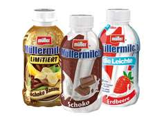 Müller Müllermilch (je 400-ml-Fl.) bei Lidl 0,55€ ab 2.1.2015