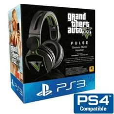 (game.co.uk) Sony Pulse Headset PS4