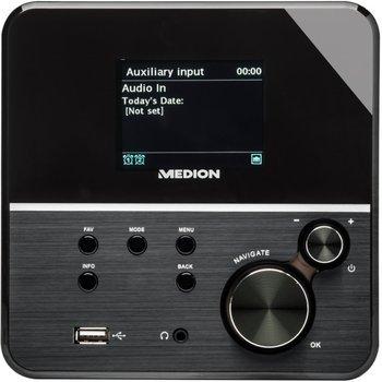 Medion LIFE P85040 (MD 86988) Internetradio für 79,95 Euro (versandkostenfrei)