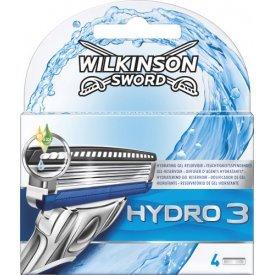 41% auf Wilkinson Hydro 3 Rasierklingen (4,39€/4Stk. + 3,95€ Versand)