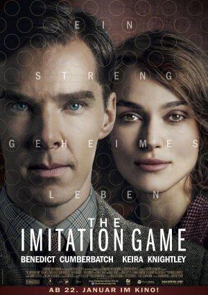 """Fast kostenlos ins Kino zu """"The Imitation Game - Ein streng geheimes Leben"""""""