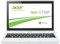 "Amazon-WHD Acer C720P mit Touchscreen in weiß 166,17 Euro in ""sehr gut"" idealo: 269 Euro -38%"