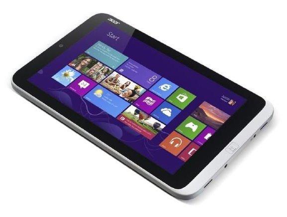 [WHD - 19Stk.] Acer Iconia W3-810 Z276 (2GB DDR; 32GB; micro hdmi) - Zustand sehr gut