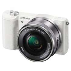 [Amazon Blitzangebote] Sony Alpha 5100 inkl. 16-50mm Objektiv in weiß