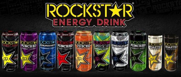 Rockstar Energy für 0,66€ bei Thomas Philipps [bundesweit]