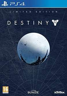 Destiny Limited Edition (PS4)@amazon uk