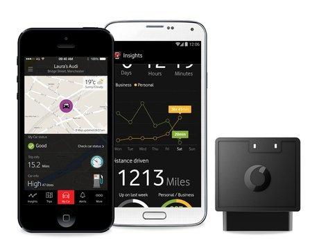 """Vodafone drivexone zur Einführung 50% billiger (""""Smartmacher"""" für Autos mit OBD2)"""