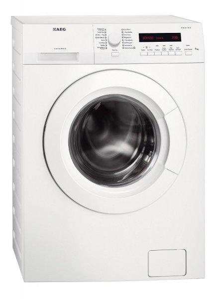 [redcoon.de & Amazon.de] AEG LAVAMAT L72475FL - Waschmaschine Frontlader 7kg A+++ - mind. 8% unter Idealo