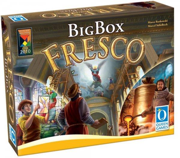 Queen Games - Fresko Big Box für 43€ @Amazon