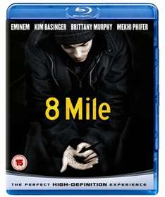 Blu-ray - 8 Mile für €4,59 [@Wowhd.co.uk]
