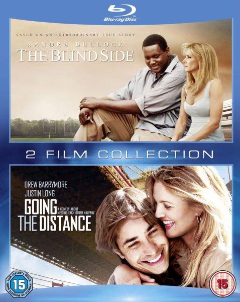 Blu-ray Box - Blind Side & Verrückt nach Dir (Going the Distance) (2 Discs) für €6,38 [@Zavvi.com]
