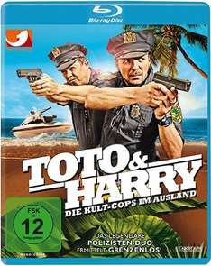 [Blu-ray] Toto & Harry - Die Kult-Cops im Ausland @ Amazon.de (Prime)