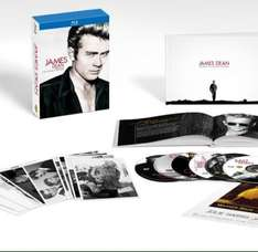 James Dean Ultimate Collectors Edition Blu-Ray