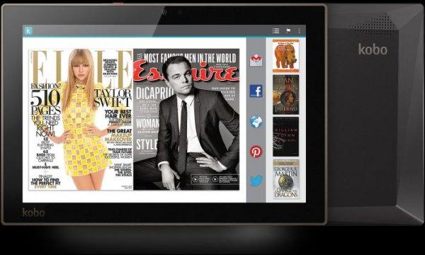 Tablet Kobo Arc 10 HD 16 GB 2560 x 1600 Auflösung für 140€ inkl Versand