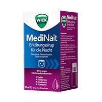 Wick MediNait & Co wieder stark reduziert (3,29€) bei apotal