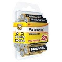 Kleinkram bei Media Markt - z.B. 20 x PANASONIC Mignon Batterie für 5€ und viele Glühbirnen versandkostenfrei @Media Markt